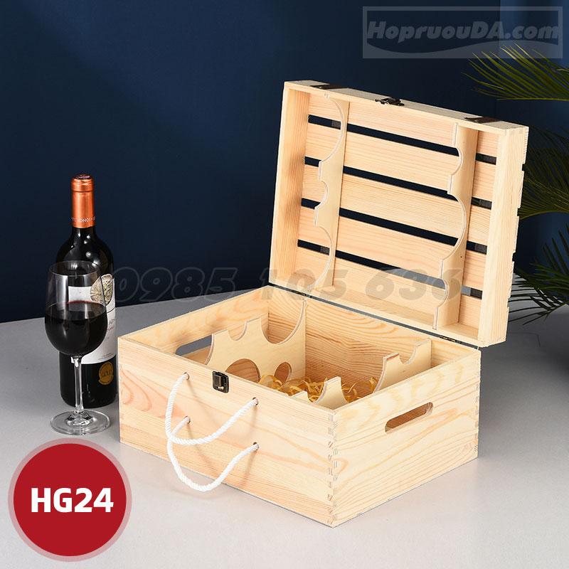 Địa chỉ bán hộp gỗ đựng rượu