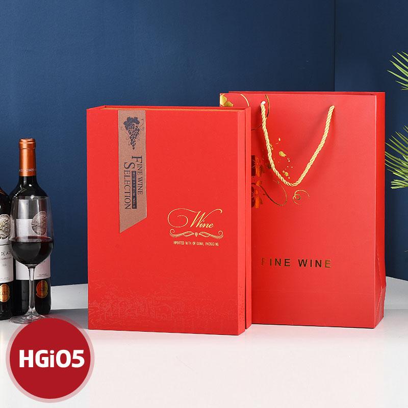 Ở đâu bán hộp rượu bằng giấy cao cấp?