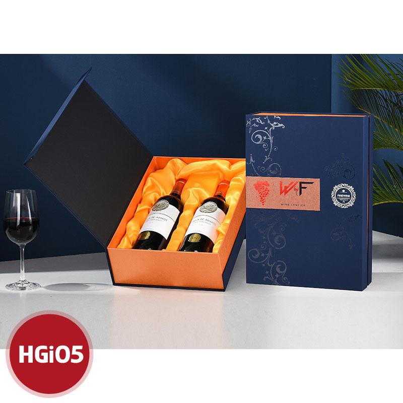 Mua hộp rượu bằng giấy giá rẻ