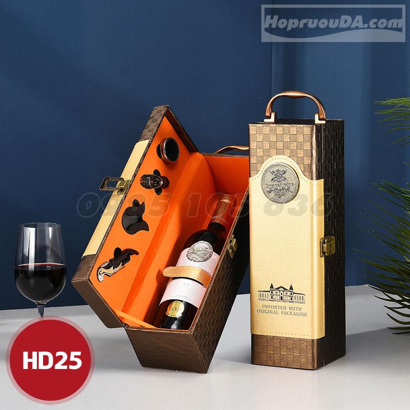 Mua hộp quà đựng rượu Tết giá rẻ