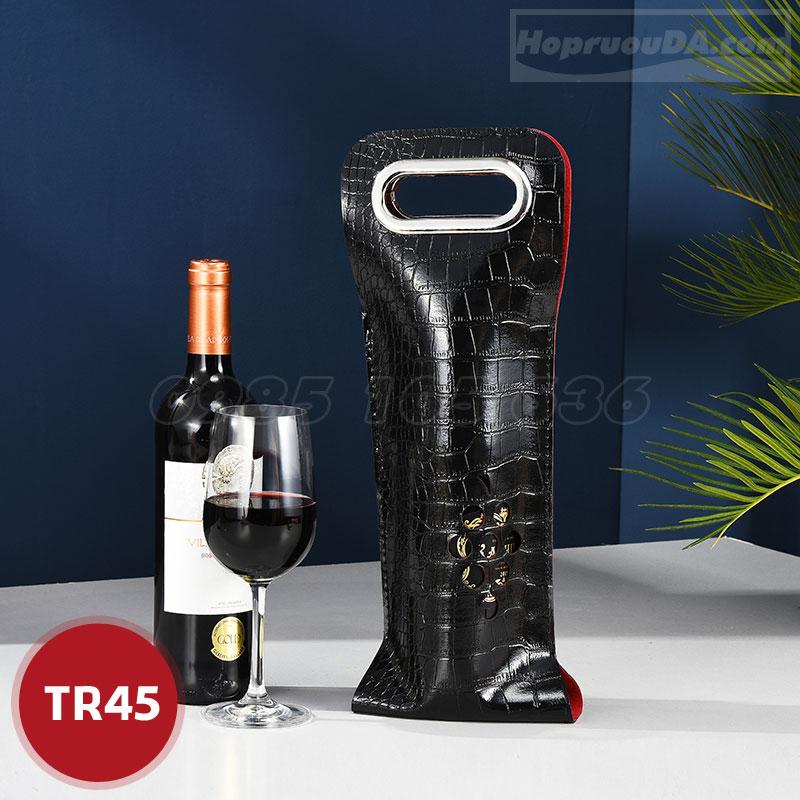 Địa chỉ cung cấp túi đựng rượu giá rẻ
