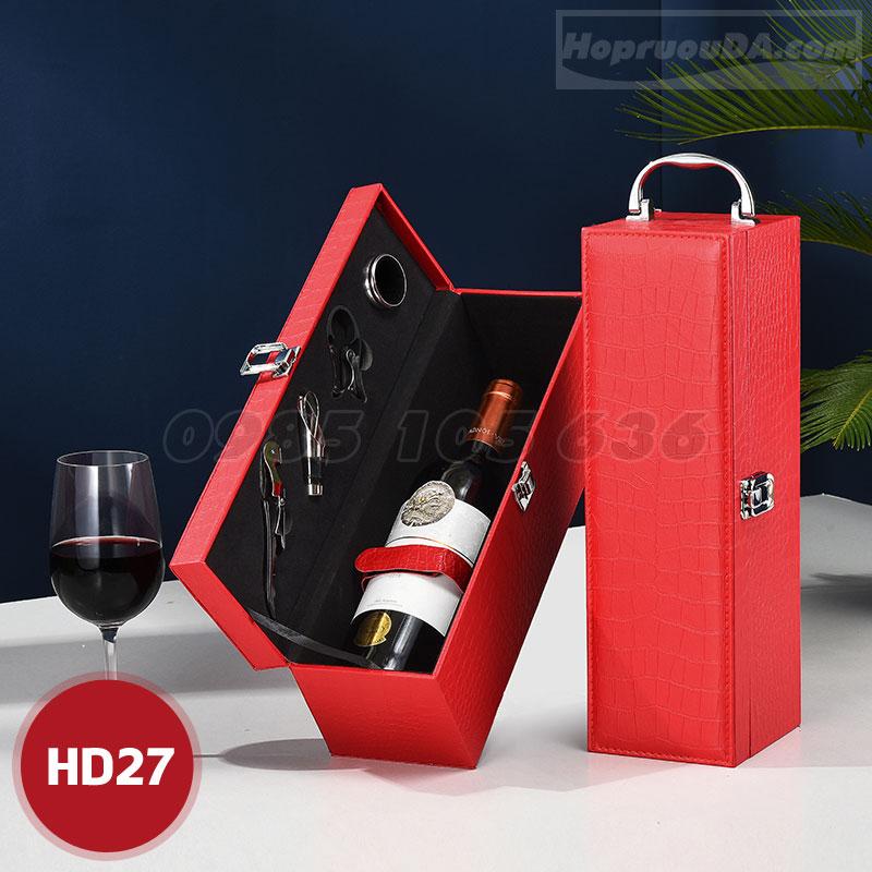 Mua vỏ hộp rượu vang ở đâu?